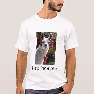 Pimp My Alpaca T-Shirt