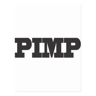 PIMP POSTCARD
