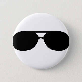 pimp sunglasses shades 2 inch round button