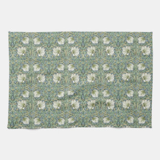 Pimpernel by William Morris Kitchen Towel