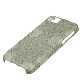 Pimpernel by William Morris Vintage Floral Textile iPhone 5C Case