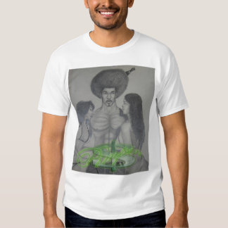 pimpin drawing tee shirt