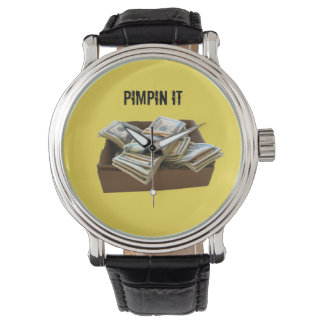 Pimpin it watch