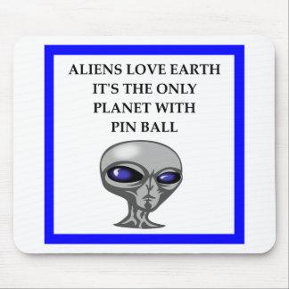 PIN BALL MOUSE PAD