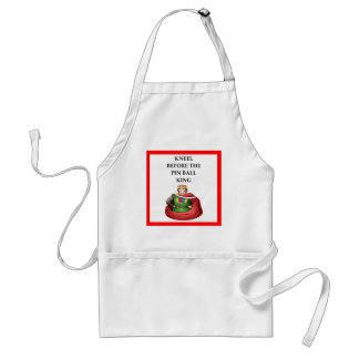 PIN BALL STANDARD APRON