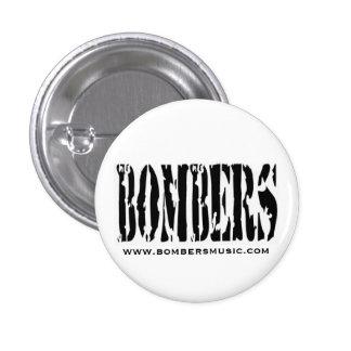 Pin de bombardiers pin's avec agrafe