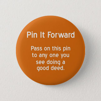 Pin it Forward Orange