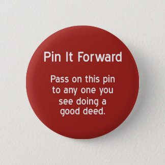 Pin it Forward - Red