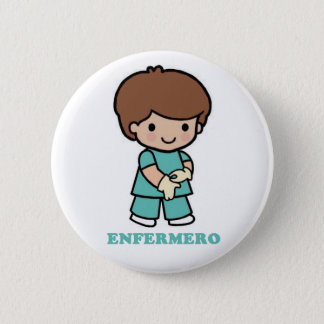 Pin of nurse