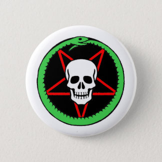 Pin-On Badge - Dark Arts 2 Inch Round Button