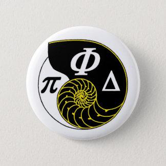 Pin-On Badge - Mathemagicks 2 Inch Round Button