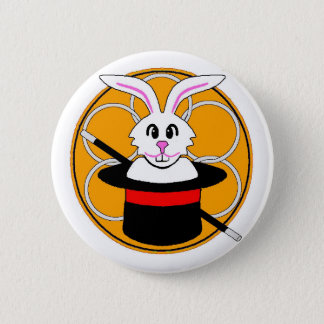 Pin-On Badge - Performance Magic 2 Inch Round Button