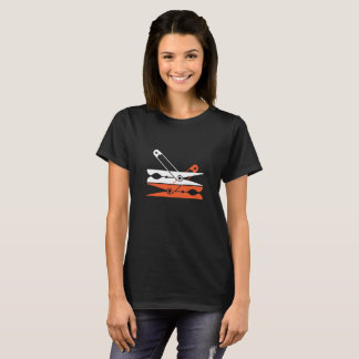 Pin-peg T-Shirt