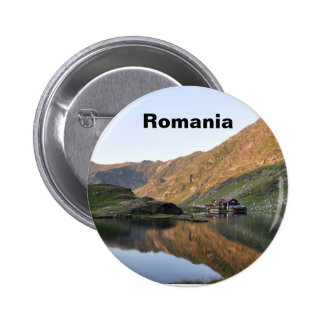 Pin Romania landscape from the Balea Lake