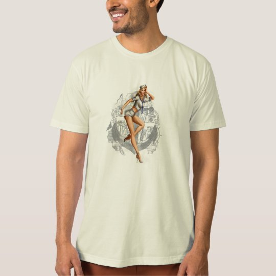 pin up 2 T-Shirt