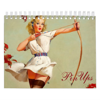 Pin Up Girls Calendar
