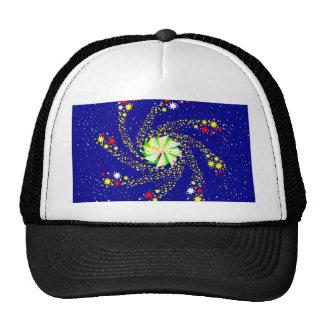 Pin Wheel Trucker Hat