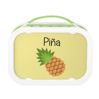 Pina (Pineapple) Lunch Box