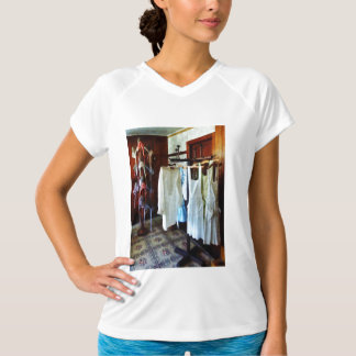 Pinafores and Bonnets in General Store Tee Shirt