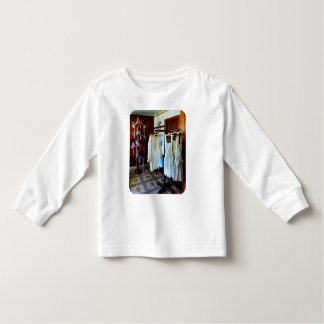 Pinafores and Bonnets in General Store Toddler T-shirt