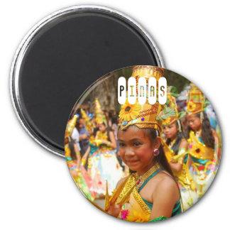 Pinas Philippines Magnet