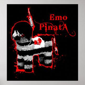 pinata d emo posters