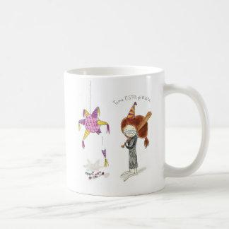 Pinata Taza Coffee Mug