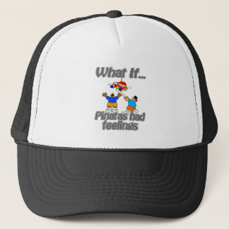 pinatas trucker hat