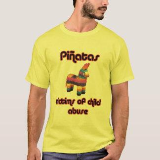 Pinatas - victims of child abuse T-Shirt