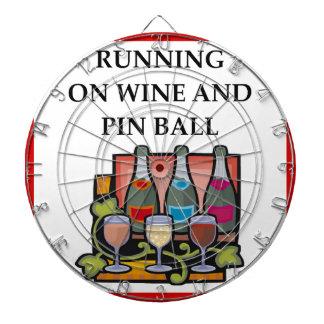 PINBALL DARTBOARD