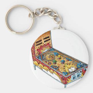 Pinball Keychain