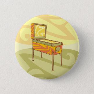 Pinball machine 2 inch round button