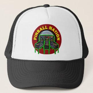 Pinball Nation Trucker Hat