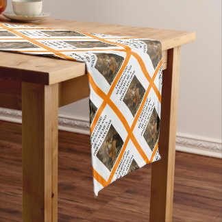 PINBALL SHORT TABLE RUNNER