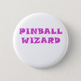 Pinball Wizard 2 Inch Round Button