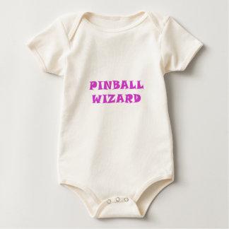 Pinball Wizard Baby Bodysuit