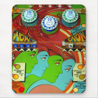 Pinball Wizard II Mouse Pad