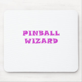Pinball Wizard Mouse Pad