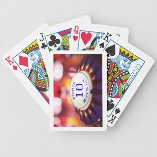 Pinball wizard poker deck