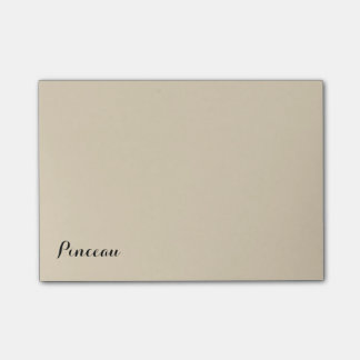 Pinceau Post-its Post-it Notes
