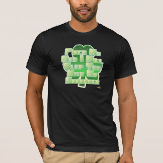 Pinch Me And I Will Slap You With My Shamrock T-Shirt