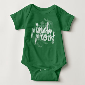 Pinch Proof St Patrick's Day Kids & Baby Baby Bodysuit