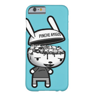 "Pinche Amigos iPhone Case: ""Open Minded"" Barely There iPhone 6 Case"