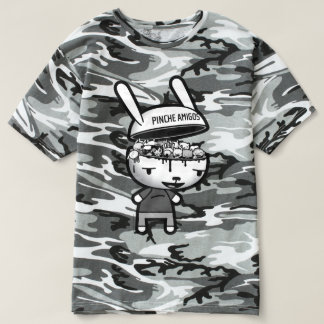 "Pinche Amigos Men's T-Shirt: ""Open Minded"" T-shirt"