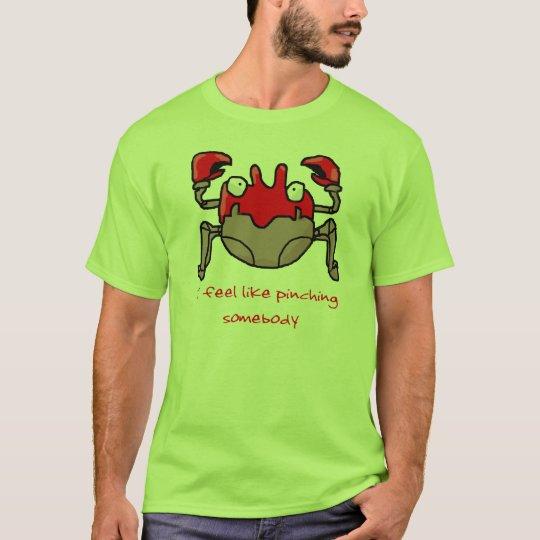 pinching crab T-Shirt