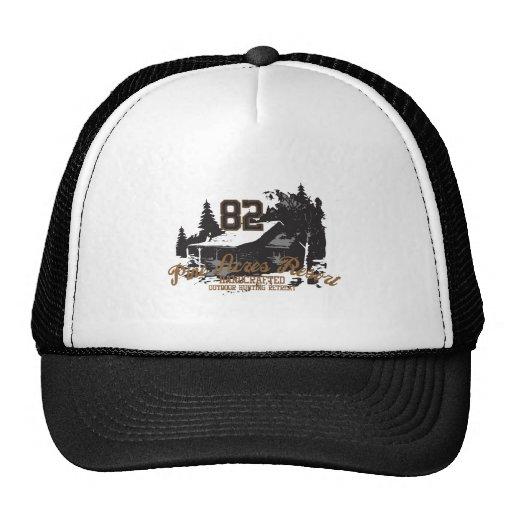 Pine Acres Resort Mesh Hats