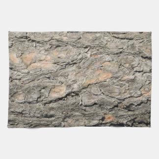 Pine Bark Kitchen Towel