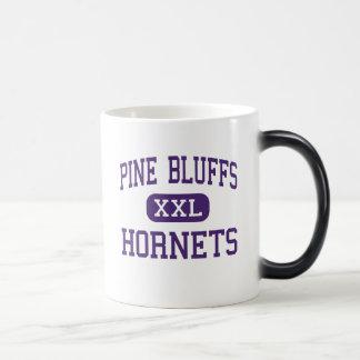 Pine Bluffs - Hornets - High - Pine Bluffs Wyoming Magic Mug