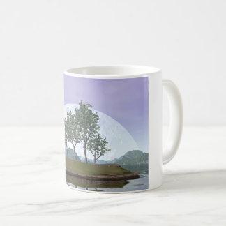 Pine bonsai - 3D render Coffee Mug
