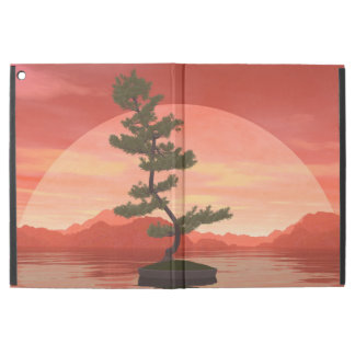 "Pine bonsai - 3D render iPad Pro 12.9"" Case"